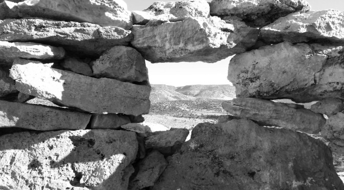Hill 119 Ruins